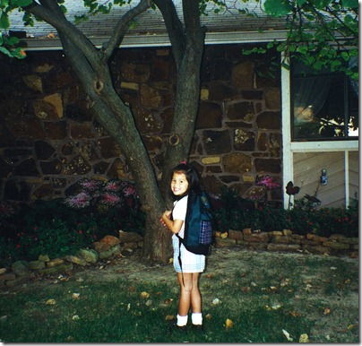first day of school #1
